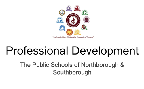 Professional Development Overview
